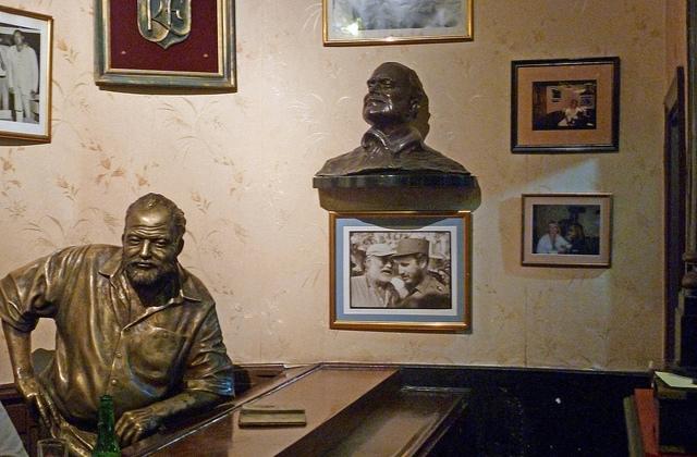 bar Ernesta Hemingwaye