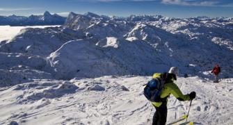 rakousko lyžování