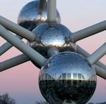 Atomium Brusel