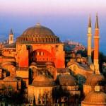 Chrám Hagia Sophia